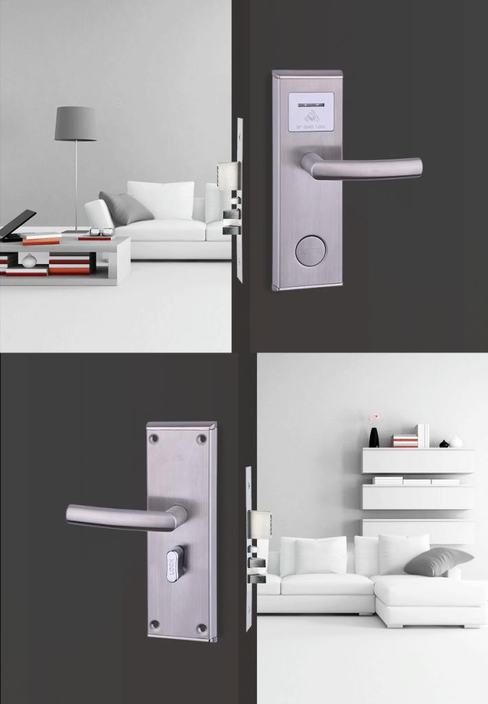 cerradura electronica de hotel mifare iq30