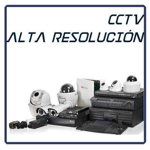 Instalaciones de sistemas de videovigilancia en alta resolución en lanzarote y fuerteventura