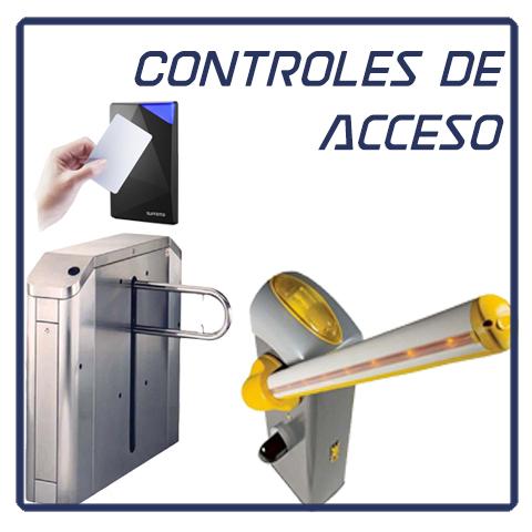 Control de acceso de personas y vehiculos en canarias