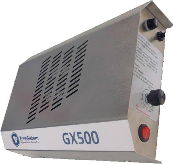 Generador de ozono GX